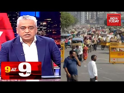 9 At 9 | Top Headlines Of The Day With Rajdeep Sardesai | India Today | May 4, 2020