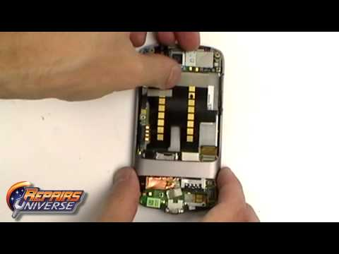Google Nexus One Screen Repair Take Apart Guide