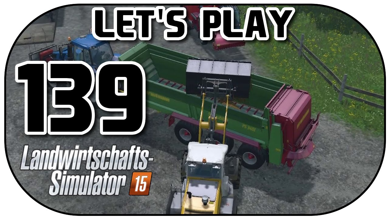let 39 s play landwirtschafts simulator 2015 part 139. Black Bedroom Furniture Sets. Home Design Ideas