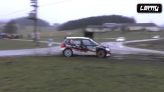 ČERNÝ / KOHOUT - Jänner Rallye 2013 - Rozhovor v cíli