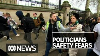 With Britain on the brink, female politicians face threats, violence and vitriol | ABC News