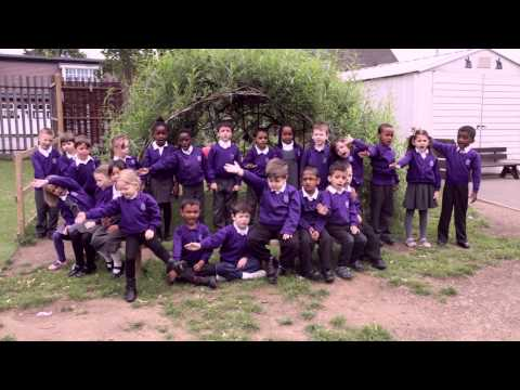 The Best We Can Be (Wood End Infant School Song)