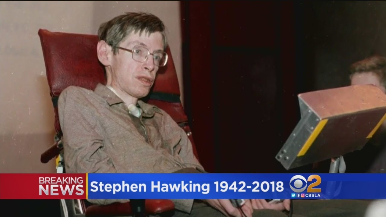 Theoretical Physicist Stephen Hawking Has Died At 76 #1