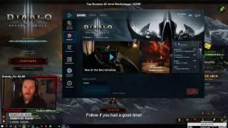Diablo 3 RoS Lag / Stuttering Fix. 64-bit client.