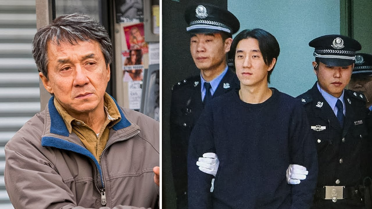 Download THE TRAGIC STORY OF JACKIE CHAN'S SON!