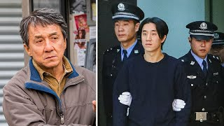 THE TRAGIC STORY OF JACKIE CHAN'S SON!