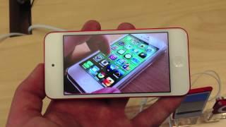 Полный обзор iPod Touch 5g на русском