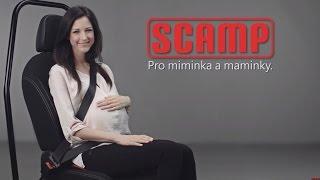 Scamp - Bezpečnostní pás pro těhotné