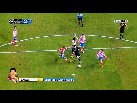 5 Totally SICK Goals by Lionel Messi That Were Disallowed !!   HD  