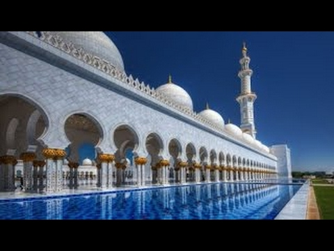Truly Immense | Rising Majestically: Sheikh Zayed Grand Mosque | World Documentary Films - doe Pro