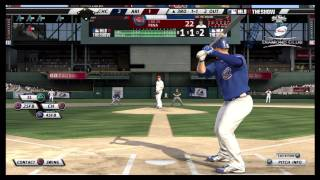 MLB 11: The Show Cubs @ DBacks