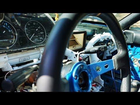 DRIVING GHETTO MIATA TO WORK