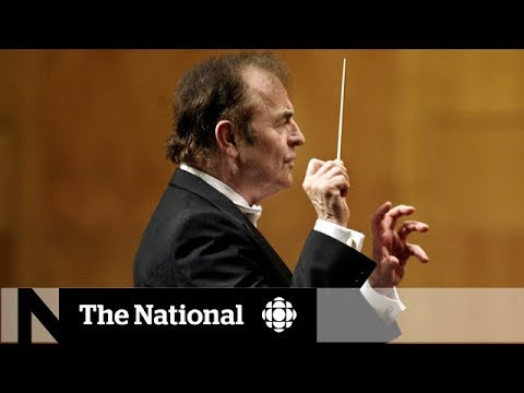 Montreal Symphony Orchestra investigates conductor Charles Dutoit for sexual misconduct