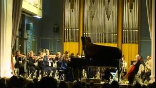 Edvard Grieg- Concerto in A minor op.16 (I.Allegro molto moderato)