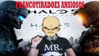 Francotiradores ansiosos Halo 5- Unas partiditas con LuisWayne