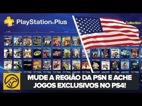 DICA: Mude A REGIÃO Da Sua PSN No PS4!
