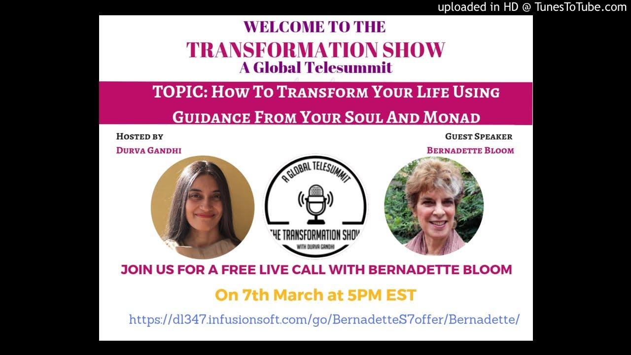The Transformation Show with Durva Gandhi Interview - March 5, 2017