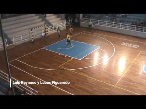 #1 Gol vs Santa Rita Clausura Futsal 2019