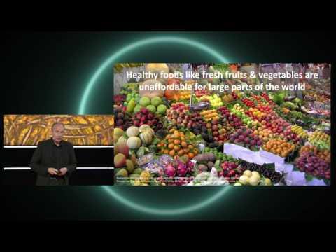 Lawrence Haddad at EAT Stockholm Food Forum 2017