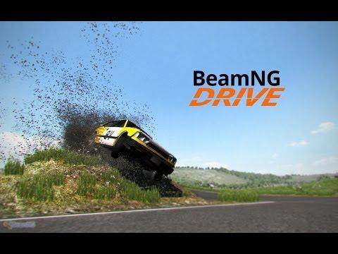 BeamNG Drive смотр.