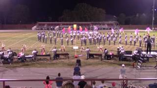 dixie heights marching band finals performance at ballard bruin classic 9 24 16