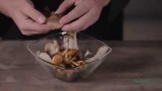 Оформление блюд: Рецепты для гурманов