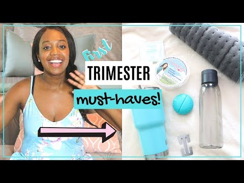 my-pregnancy-must-haves-&-favorites-2019-|-first-trimester-essentials!