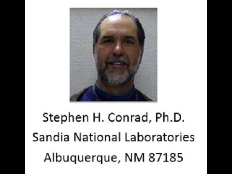 Stochastic Mapping of Food Distribution Networks with Steven H. Conrad, Ph.D.