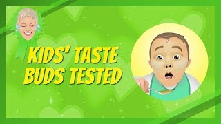 Your Best Moments of Kids' Taste Buds Being Tested