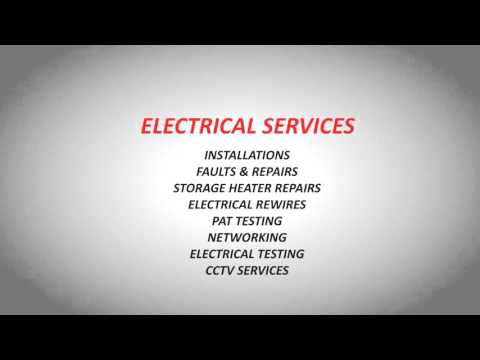 London Electricians -- For all your maintenance, testing, emergency and electrical contractor needs
