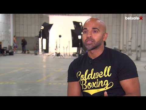 Dave Coldwell Talks Anthony Joshua v Joseph Parker