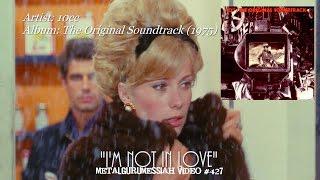 I'm Not In Love - 10cc (1975) HD FLAC