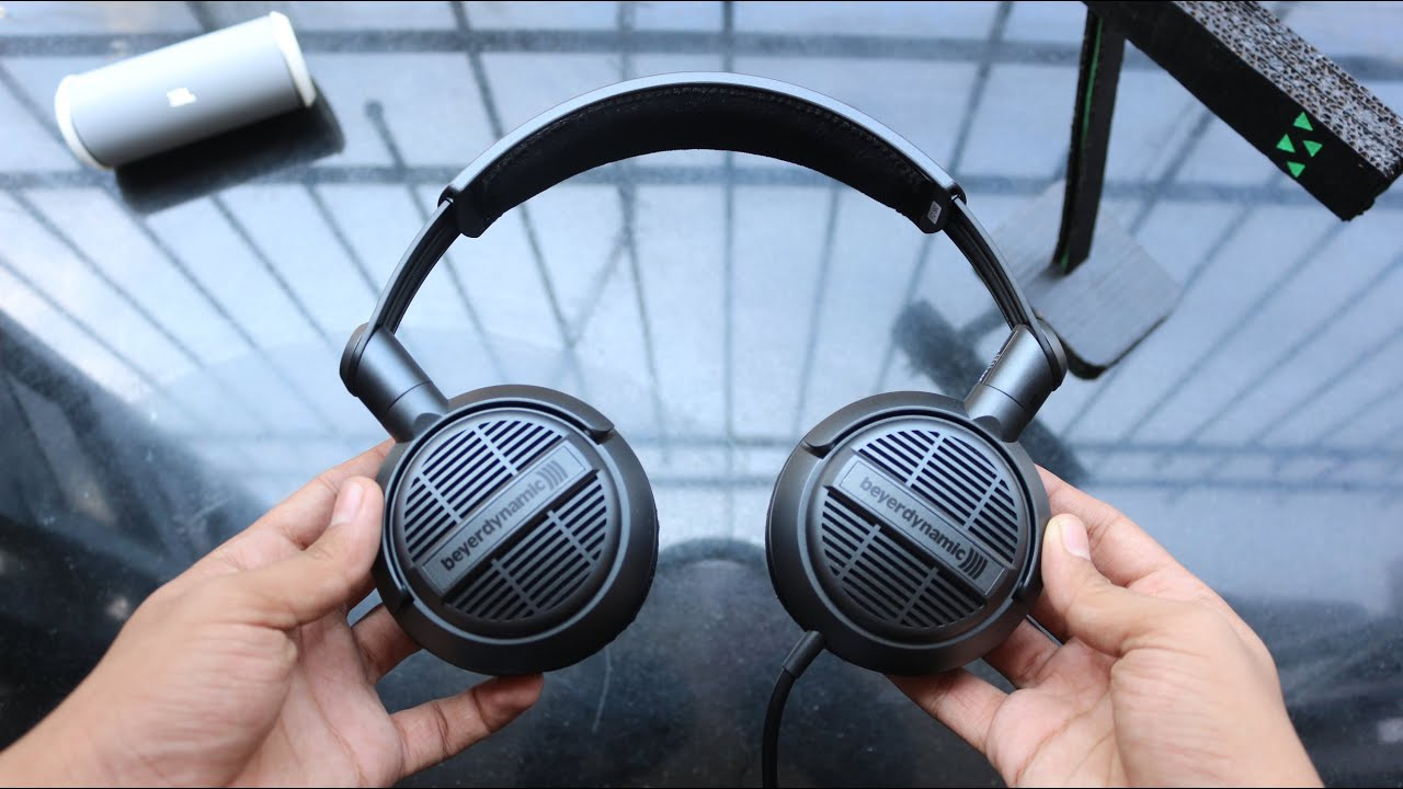 Beyerdynamic DTX910 Black