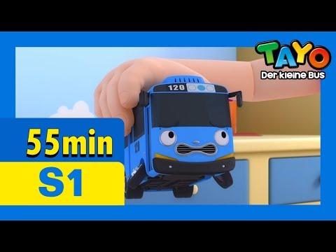 Tayo Der Kleine Bus Spielzeit 1 Zusammenstellung l Folge 11-15
