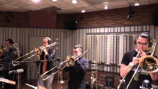 Wichita Lineman - Maniacal 4 Trombone Quartet