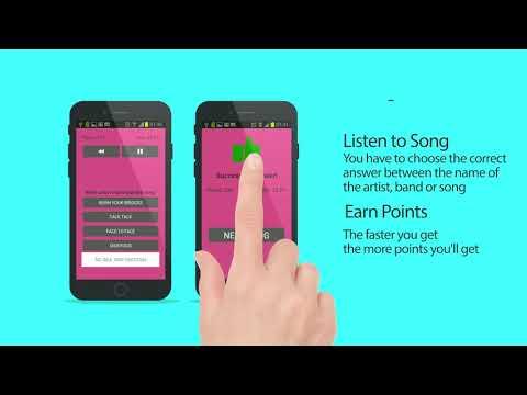 kpop Quiz Music Box Game App