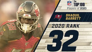 #32: Shaquil Barrett (LB, Buccaneers) | Top 100 NFL Players of 2020