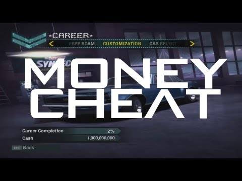 NFS ~ Carbon ~ Money Cheat ~ NEW