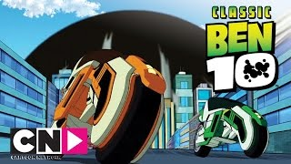 Klasik Ben 10 | Kara Delik | Cartoon Network
