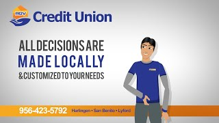 RGV Credit Union | Helping Hand