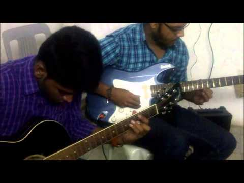Yaar Intha Salai Oaram in GuitarRecorded during Chennai Meet 02022014