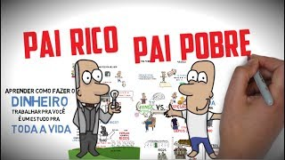 📖 RICH DAD POOR DAD 📖 | HOW TO GET RICH | Main Ideias IN PORTUGUESE