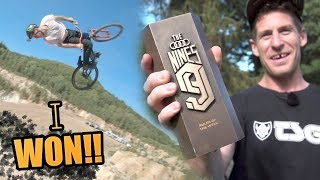 I WON THE BEST MTB EVENT OF THE YEAR!