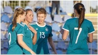 U19-EM der Frauen: Halbfinale Deutschland - Norwegen LIVE auf SPORT1