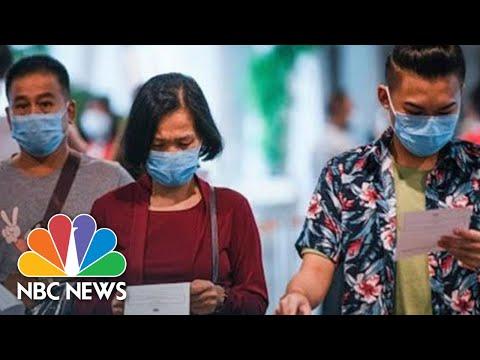 World Health Organization Provides Update On Coronavirus   NBC News (Live Stream)