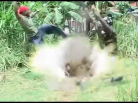 Ugandan Cinema   CGI at its finest