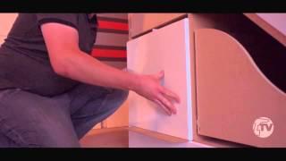Fitting Smart Storage Clever Closet - Understairs Storage Systems