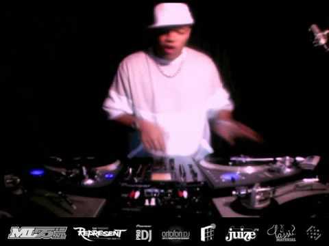 DJ TLM - LL Cool J mix 1/2