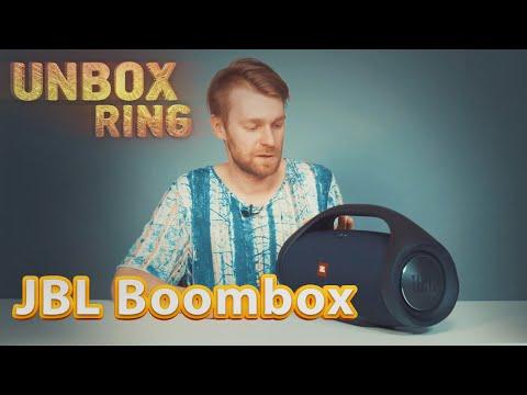 Neskęstanti kolonėlė | JBL Boombox || Unbox Ring || Laisvės TV X