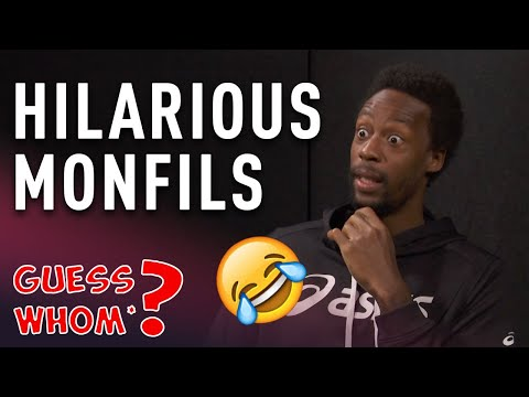 Sneaky ruthless Gael Monfils - Guess Whom | Wide World of Sports